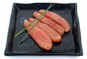 Huevas de bacalao llamadas en japonés tarako.