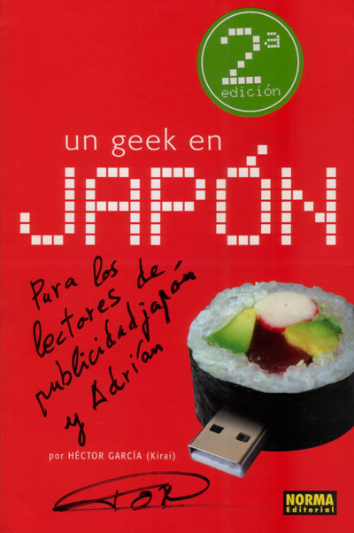 Kirai un Geek en Japón