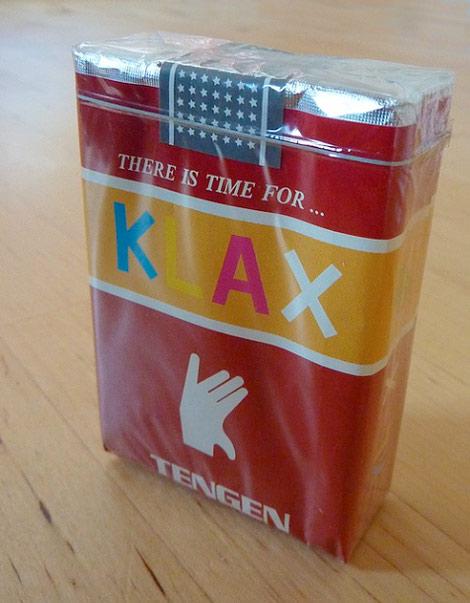 Klax_cigarretes